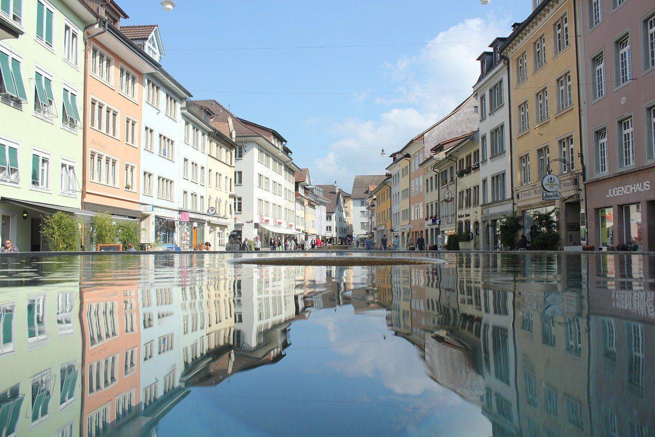 Singles in Winterthur